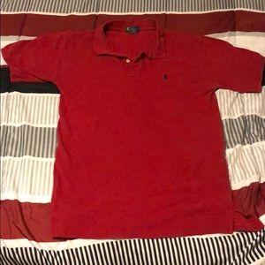 Red Ralph Laurel Polo Shirt